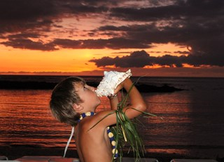 Our Son's Dreams Came True at the Fairmont Orchid