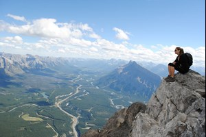 Mount Cascade Summit, Banff