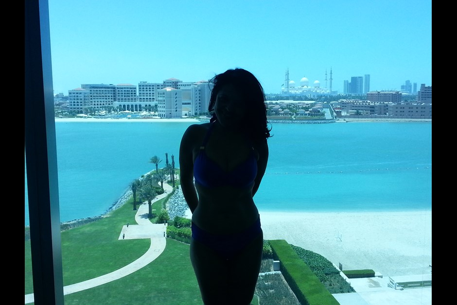 A Fantasy to be lived...FAIRMONT BAB AL BAHR--ABU DHABI--May 2013