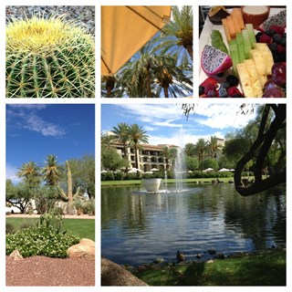 Weekend at the Scottsdale Princess
