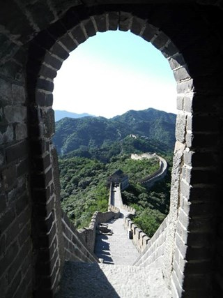 The Amazing, Fabulous, Awesome, Great Wall of China