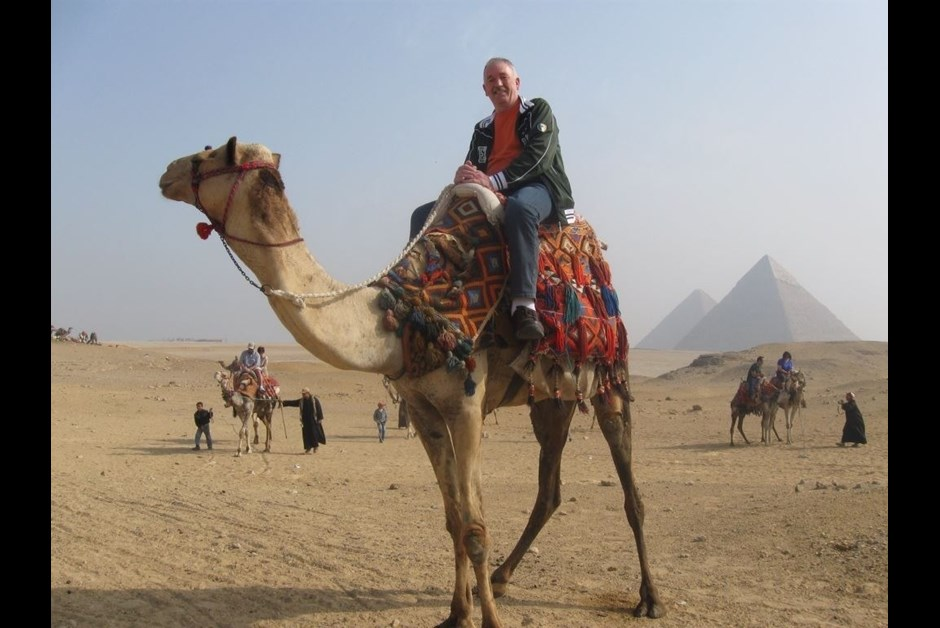 The great pyramid of Giza,Egypt