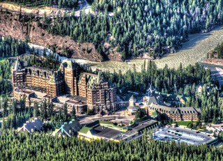 Amazing Fairmont Banff Springs experience
