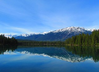 Peace and Tranquility in Jasper, AB