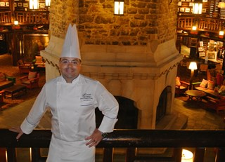 Jean-François Fortin - Executive Chef
