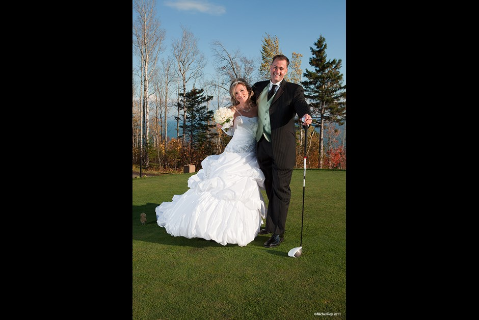 Wedding at Fairmont Le Manoir Richelieu