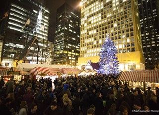 A 100 Year Tradition ~ City of Chicago Christmas Tree