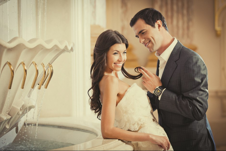 Weddings at Fairmont Grand Hotel Kyiv