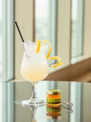 Sparkling Tennessee Lemonade