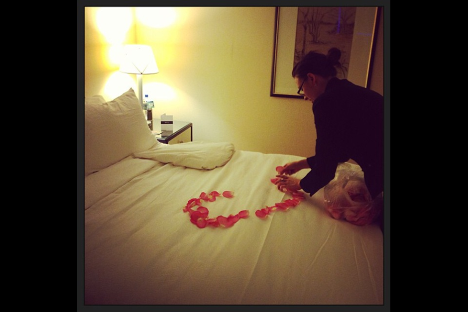 Valentine's Day at The Fairmont Winnipeg