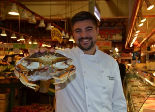 Meet ARC's Chef Alessandro Vianello