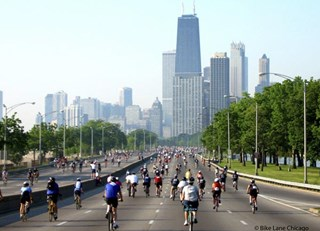 Bike the Drive ~ Sunday, May 25, 2014