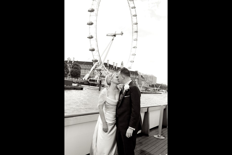 Amanda & Carl - The Savoy