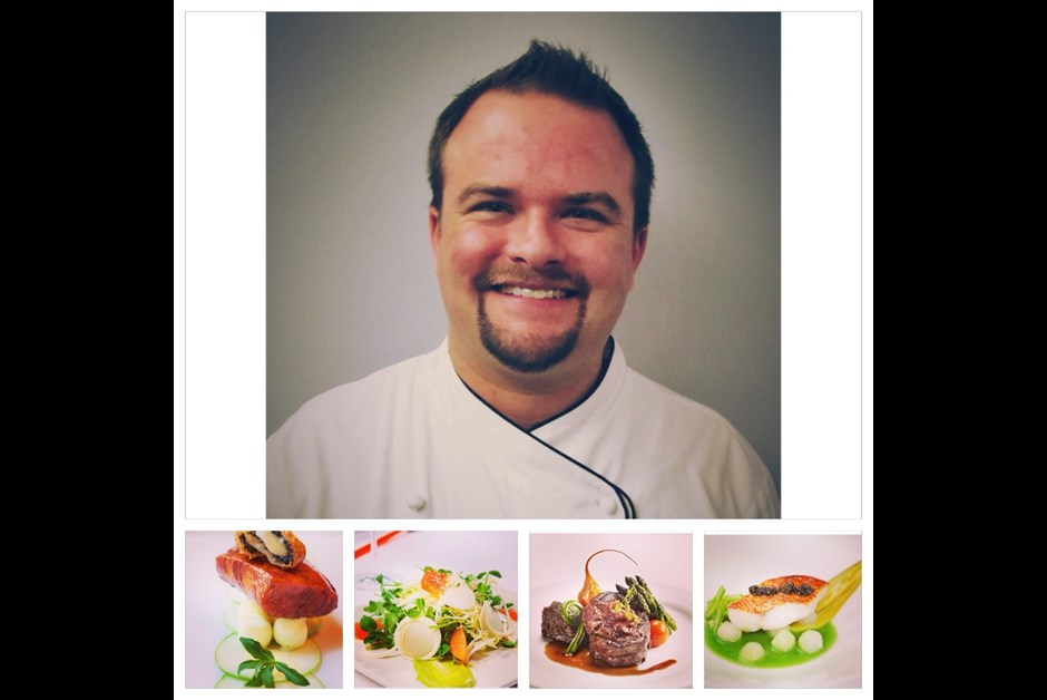 New to the team: Chef Richard Duncan