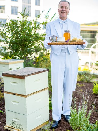 The Buzz on Bees with Bee Butler Michael King ~ May 23rd