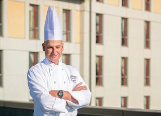 Éric Beaupré, Exécutive chef at Fairmont Tremblant