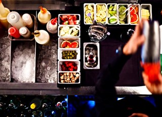 Mixology Lab at Fairmont Dubai