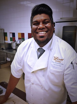 Executive Chef Profile: Eraj Jayawickreme