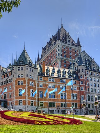 A wedding tale in Québec City, the planner's interview