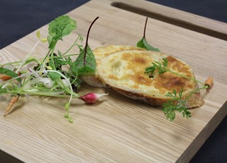 Welsh Rarebit by Chef John Cordeaux