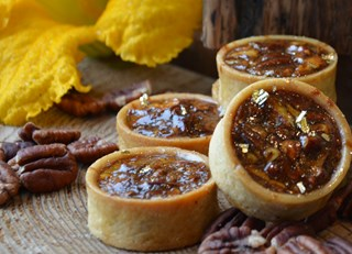 Pecan & Whiskey Tarts