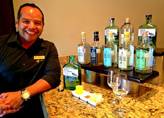 Master Tequilier at Fairmont Mayakoba