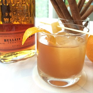 Pumpkin Old-Fashioned