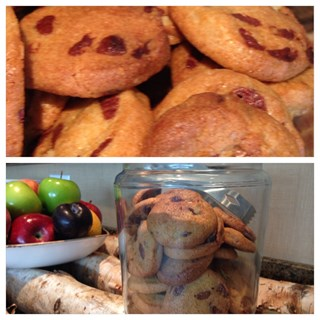 Chef Eraj's Bacon Bourbon Cookies