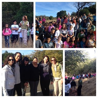 Fairmont Sonoma Hosts Annual Eco-Hike with Local Elementary School
