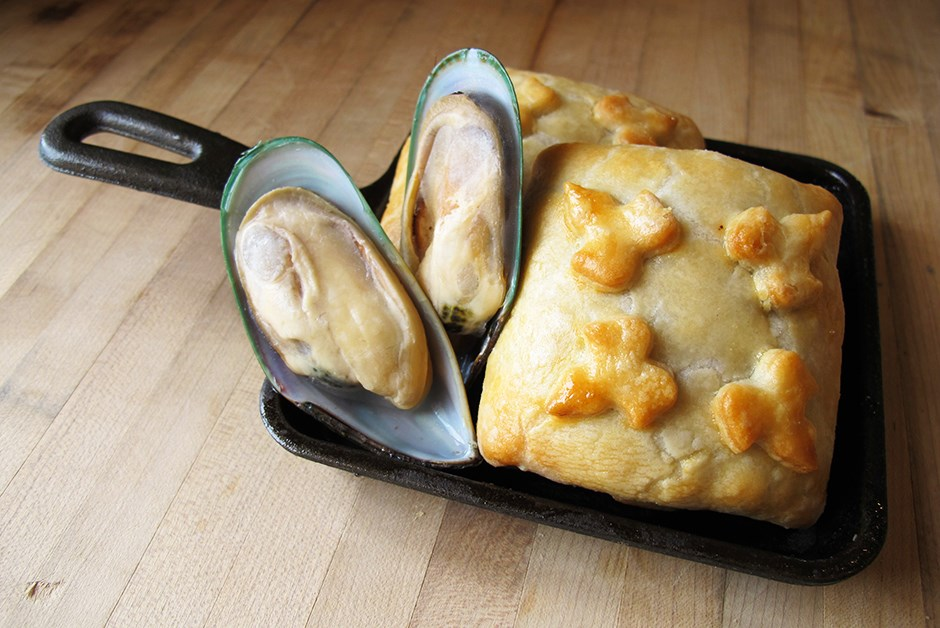 Mussel Pies