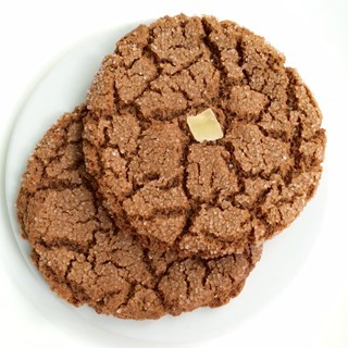 Oh Snap! Gingersnap Cookies