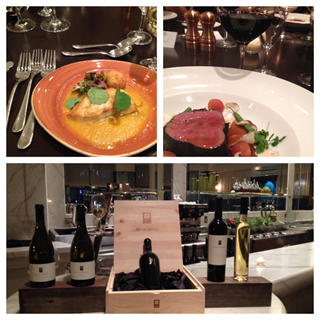 Wine & Dine with Our Chefs at The Fairmont San Jose