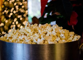 Honey Truffle Popcorn