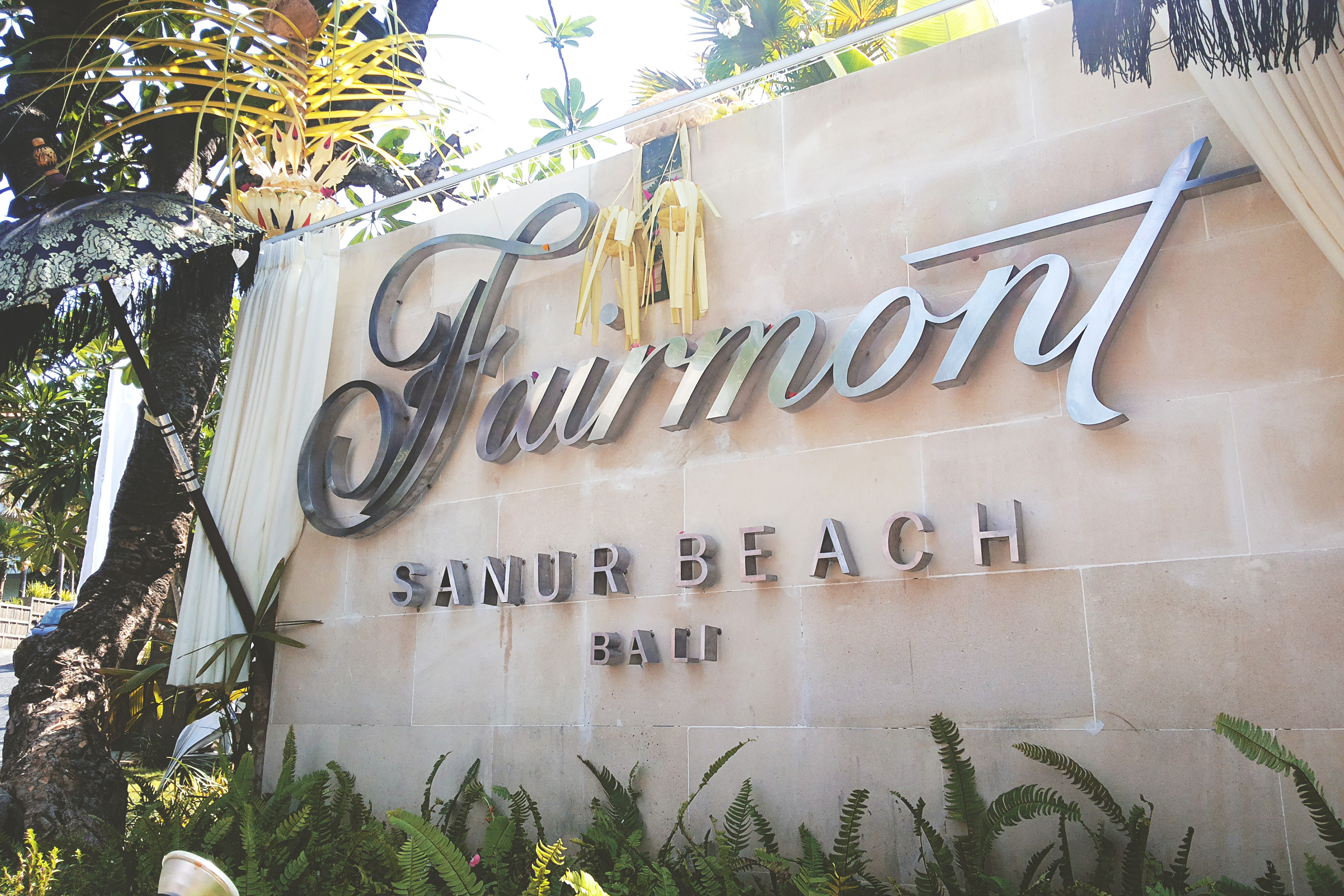 Fairmont Hotels Resorts Checks In To Bali Fairmont Moments