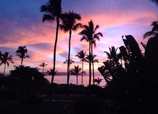 Fairmont Maui Sunset