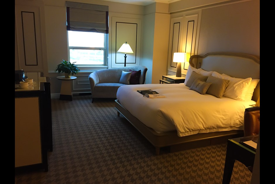 Pre Christmas stay at Fairmont Chateau Frontenac