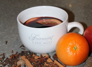 Windy City Mulled Wine