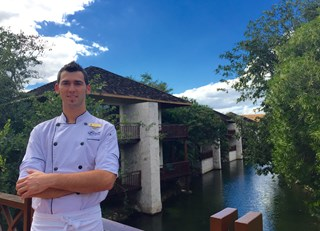 El Puerto Restaurant chef will represent Fairmont Mayakoba in  the 2015 S Pellegrino Young Chef competition