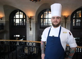 The Fairmont Banff Springs - Chef of the Month