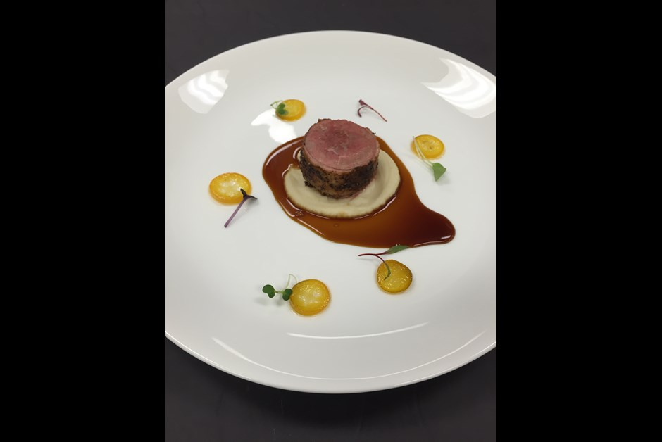 Sonoma 5 Spiced Duck with Candied Kumquats