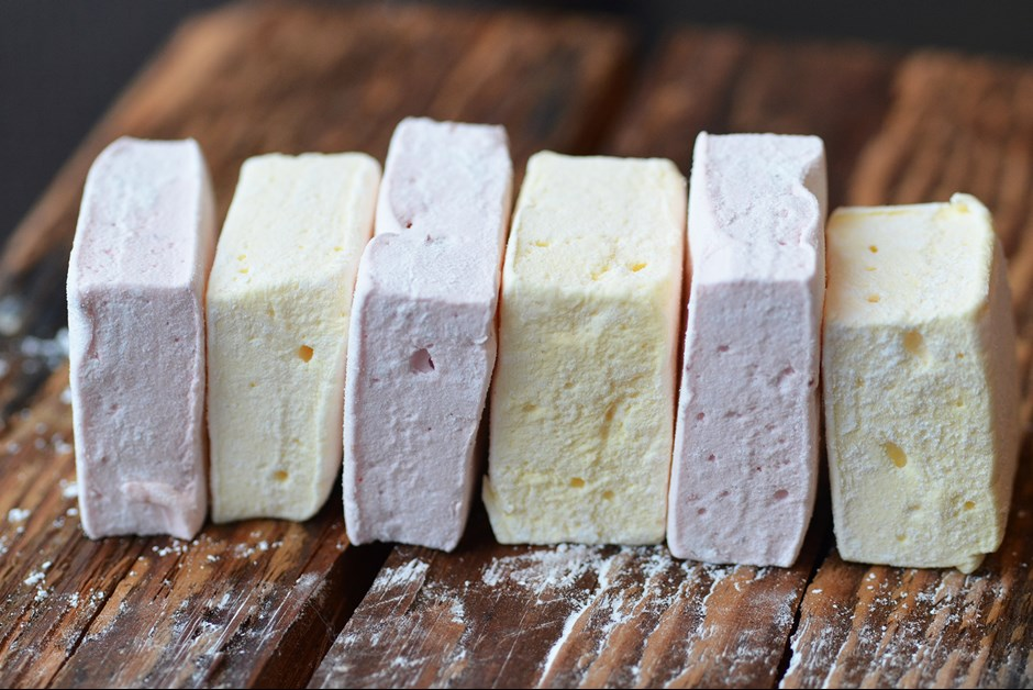 Hand Crafted Marshmallows