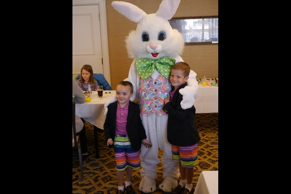Easter Weekend at the Fairmont Washington, D.C., Georgetown