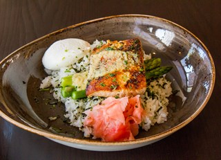Fountain Restaurant Introduces New Lunch Menu Featuring Signature Rice Bowls