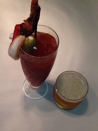 Wine Country's Perfect Bloody Mary