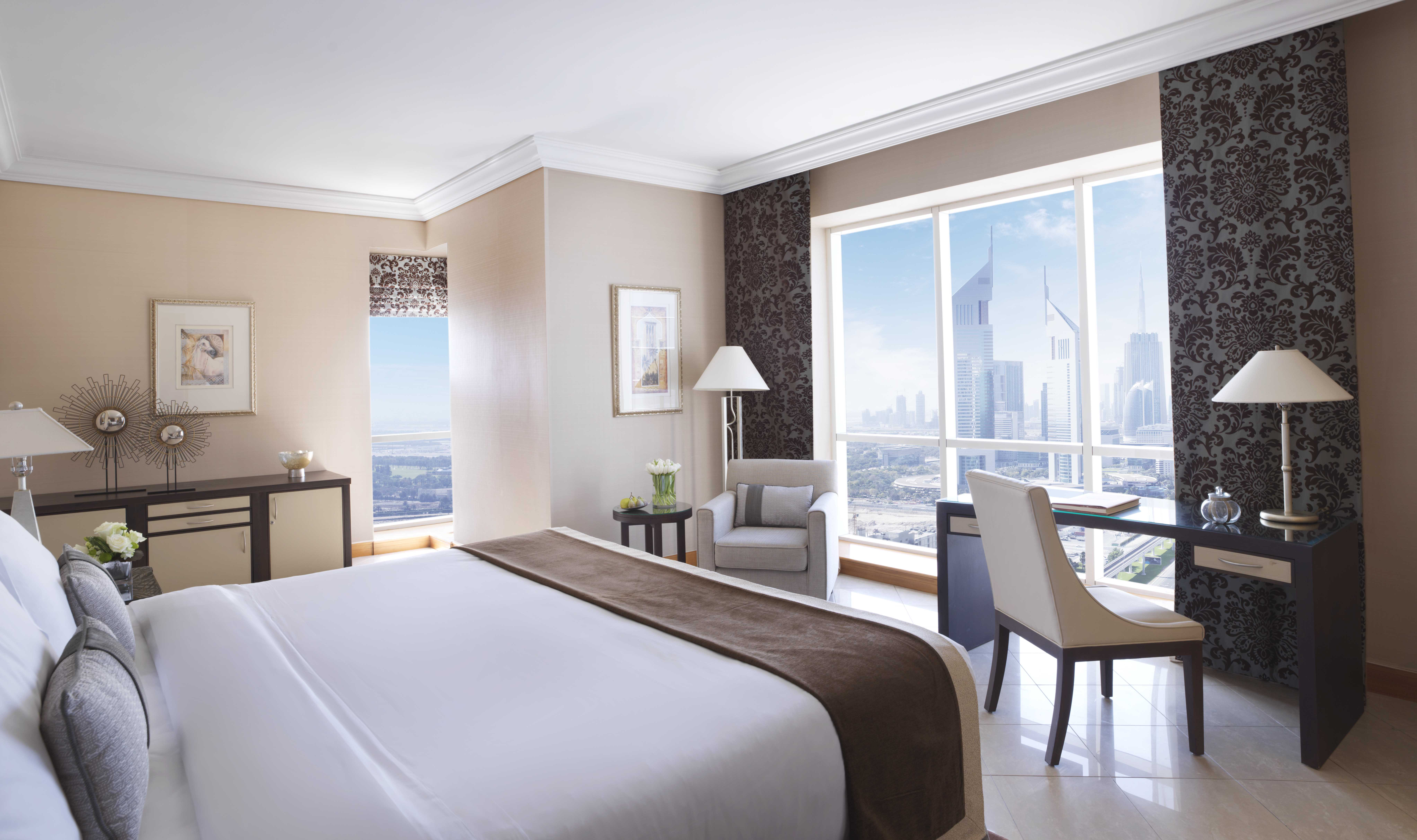 Fairmont Dubai View Rooms Fairmont Moments