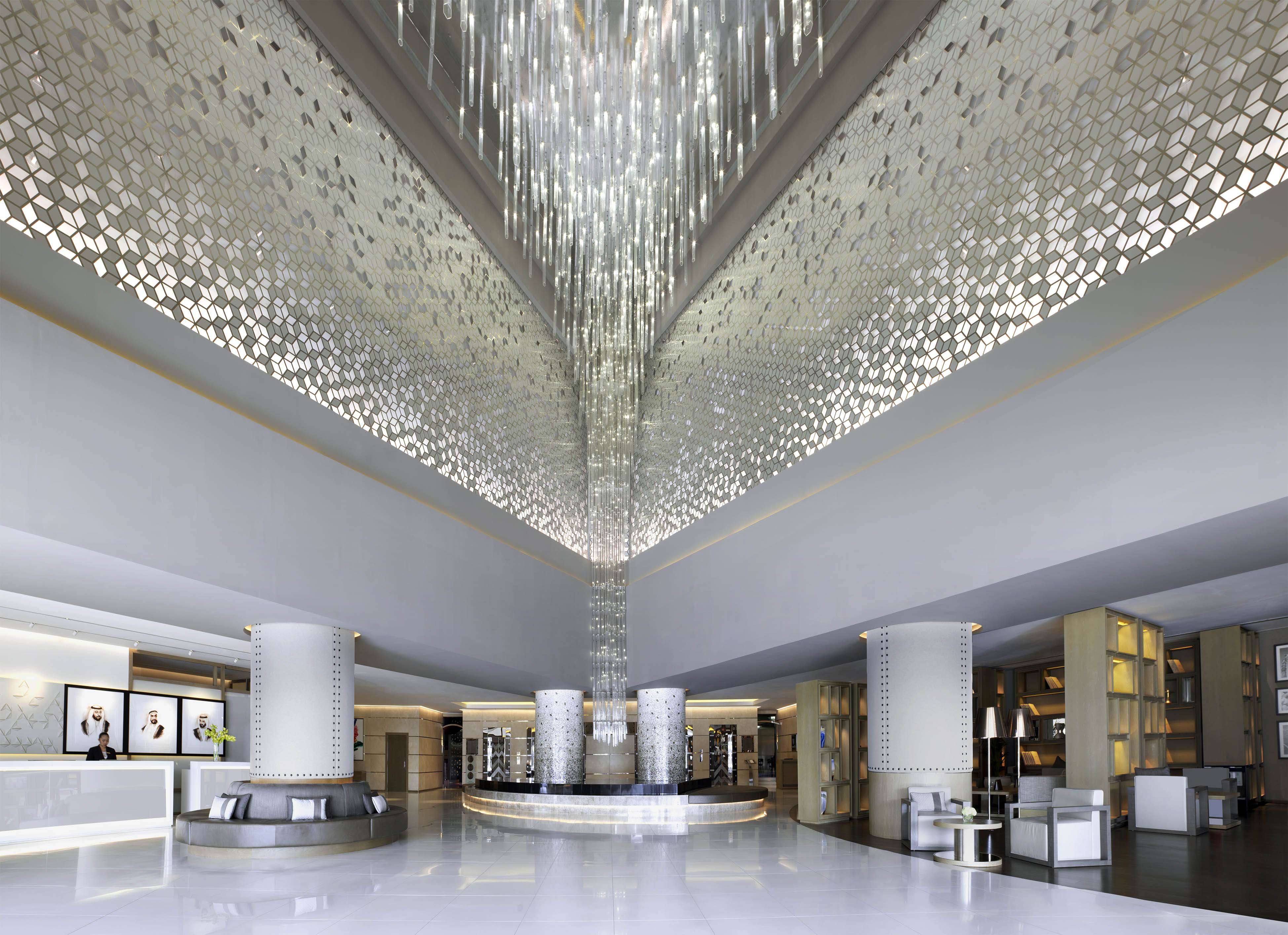Renovated Lobby Fairmont Moments