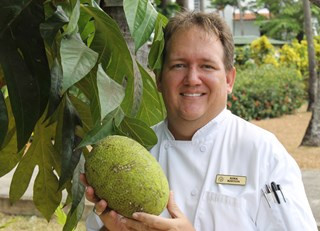 Welcome Kirk Kirton, new Executive Chef at the Fairmont Royal Pavilion, Barbados