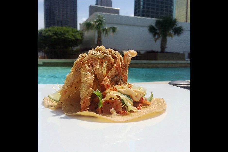 Soft Shell Crab Tacos