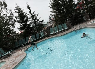 The Kelsey family stays at Fairmont Tremblant