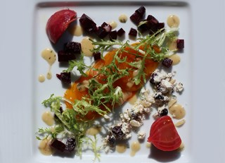 Three Beet Salad